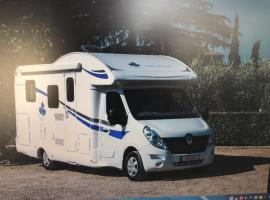 Wohnmobil Ahorn 690 Plus