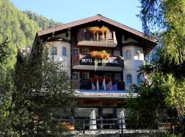 Albana Real, Zermatt
