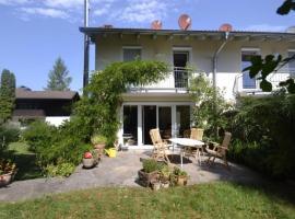 Bayrisches Ferienhaus für Familien