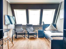 Apartment mit Dachterrasse direkt am Lausitzring für 4 Personen
