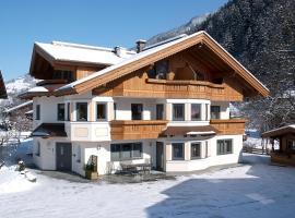 Appartement Zottl, Mayrhofen