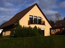 Helle moderne 52 qm Wohnung mit Balkon