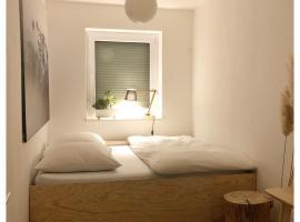 Schönes Zimmer zum Ausruhen und Durchatmen
