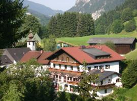 Hotel Pension Theresia, Schladming