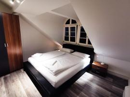 city centre - netflix - air-conditioned - duplex