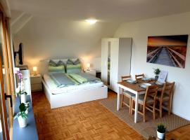 Wohlfühl-Apartment Bad Kissingen IV