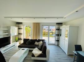 gemütliches Appartement mit Garten - Pension Grigoleit
