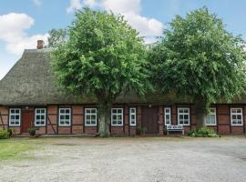 Three-Bedroom Holiday home in Lutterbek