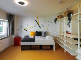 Designer Hostel (2D)