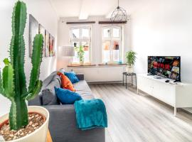 Historisches LOFT in TOP CITY LAGE - schnelles WLAN, NETFLIX, Smart TV, Küche