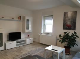Moderne gemütliche Wohnung in Zweibrücken