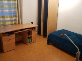 Ein Zimmer in einer 3-Zimmer-Wohnung