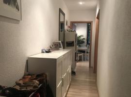 Exklusive, sanierte 2-Zimmer-Wohnung mit Balkon und Einbauküche in Heilbronn
