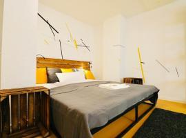 Designer Hostel (2C)