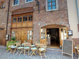 Schnuckelige Ferienwohnung direkt in der Altstadt