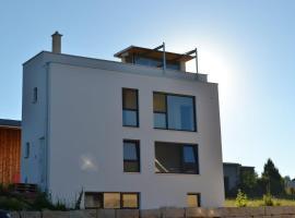 Designerhaus mit Dachterrasse