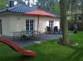 Ferienhaus - Rangsdorf -barrierefrei Urlaub machen-