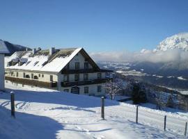 Berggasthof Schwaigerhof, Haus