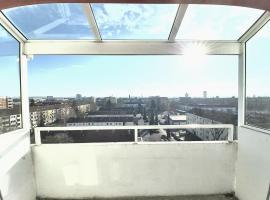 Penthouse Marc Aurel - GreatView, WiFi & Netflix