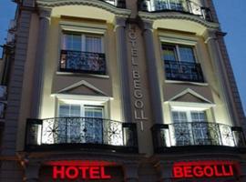 Hotel Begolli, Prisztina