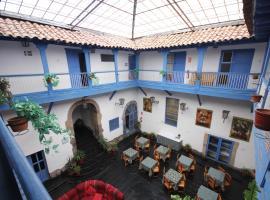 Hostal Inti Wasi Plaza de Armas, Cuzco