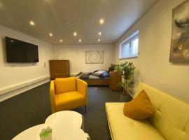 Modernes - Wohlfühl - Apartment mit Netflix+Sauna