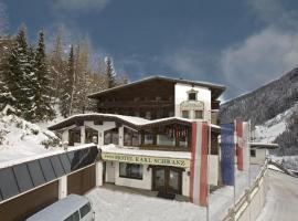 Hotel Karl Schranz, Sankt Anton am Arlberg