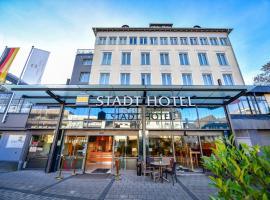 STADT HOTEL Iserlohn