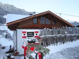 Alpenferienwohnung Strickner, Neustift im Stubaital