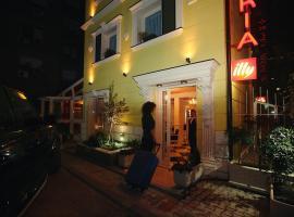 Hotel Kastria, Tiranë