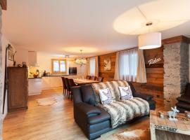Apartment Bristolino, Saas-Fee
