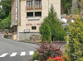 Logis Hôtel de la Paix, Saint-Nectaire