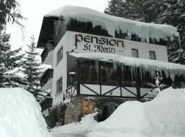 Pension St. Moritz, Железна-Руда