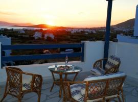 Blue and White, Agia Anna Naxos