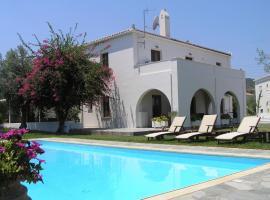 Villa Irini, Spétses