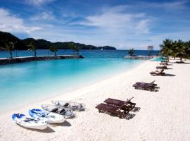 Palau Royal Resort, 科罗岛
