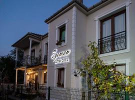 Egemen Hotel, Sapanca