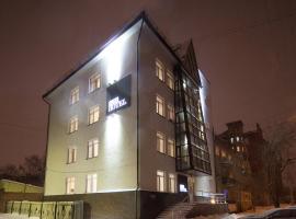 Gogol Hotel, Tomsk