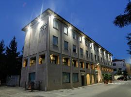 Albergo Italia, Novara