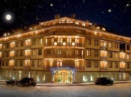 Vihren Palace Aparthotel, Bansko