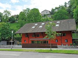 Baden Youth Hostel, Baden