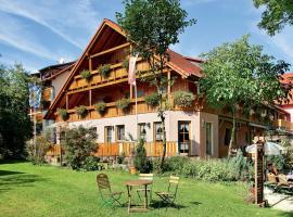 Land- und Aktivhotel Altmühlaue
