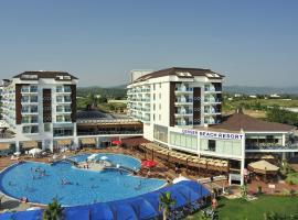 Cenger Beach Resort Spa - All Inclusive, Кызылот
