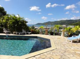 Résidence des îles, Le Marin