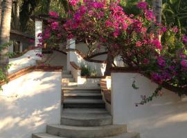 Casa Flor de Mar, Zipolite