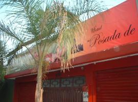 Posada de San Miguel, Oaxaca de Juárez