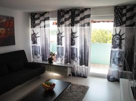 1-Zimmer Business Appartement
