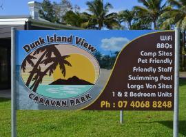 Dunk Island View Caravan Park, 密孙海滩