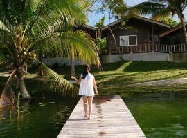Hotel Santa Barbara Tikal, Flores