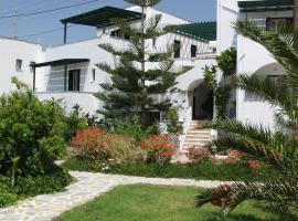 Pyrgos Beach, Agios Prokopios